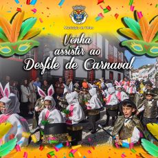 VELAS PREPARA-SE PARA RECEBER O DESFILE DE CARNAVAL
